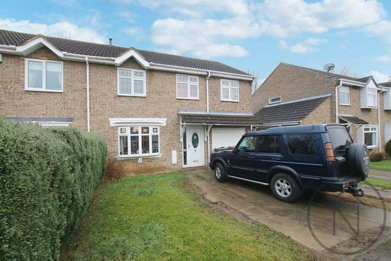 4 Bedrooms Semi Detached House for sale in The Post Horn, Newton Aycliffe