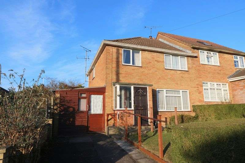 3 Bedrooms Semi Detached House for sale in Hobart Close, High Wycombe