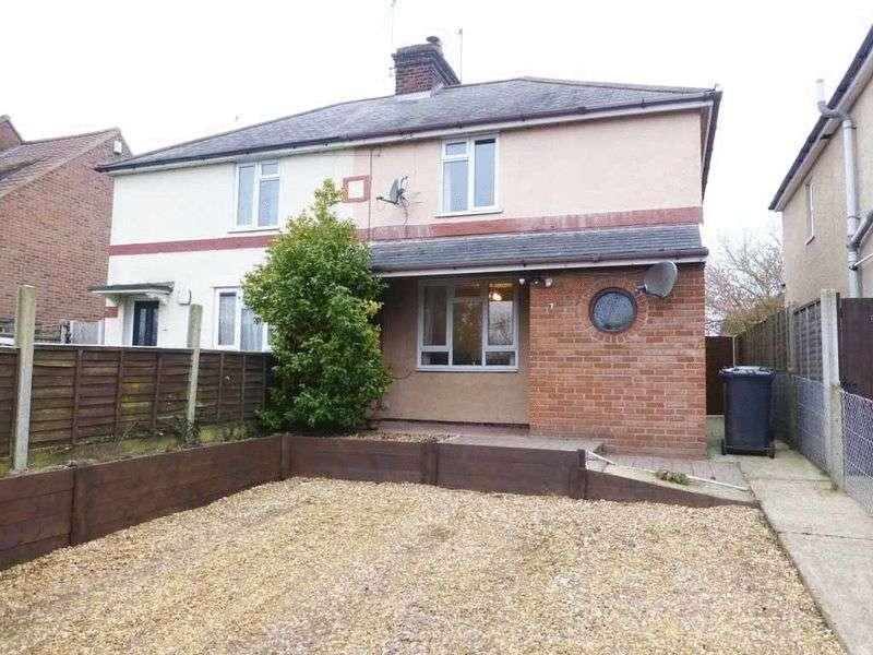 3 Bedrooms Semi Detached House for sale in Fleggburgh