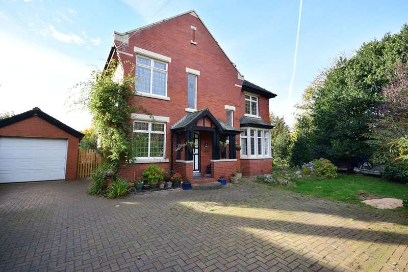 4 Bedrooms Detached House for sale in Heyhouses Lane, Lytham St Annes, FY8