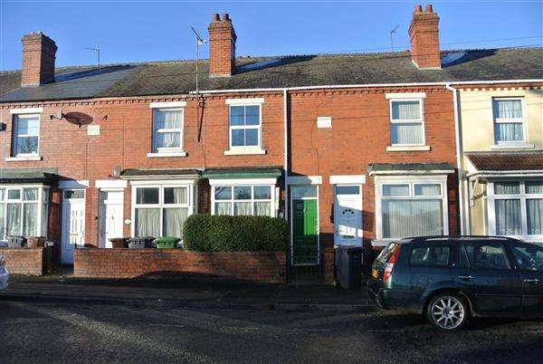 2 Bedrooms Terraced House for sale in Stowheath Lane, Wolverhampton