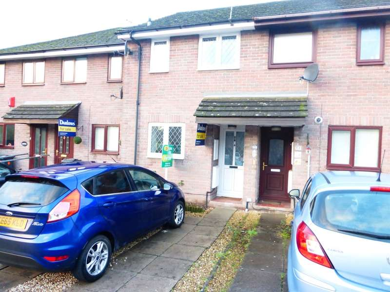 2 Bedrooms Terraced House for sale in Downlands Way, Rumney, Cardiff