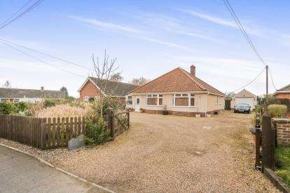 3 Bedrooms Bungalow for sale in Attleborough, Norfolk