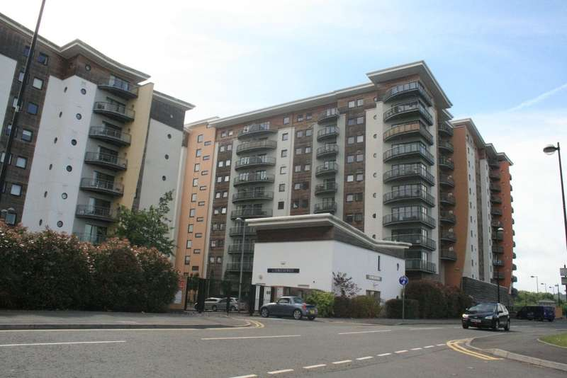 3 Bedrooms Flat for sale in Picton, Watkiss Way, Cardiff. CF11 0SG
