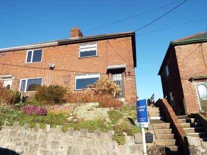 2 Bedrooms Semi Detached House for sale in Rhewl, Flintshire, CH8