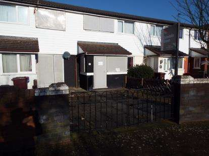 2 Bedrooms Terraced House for sale in Critchley Way, Kirkby, Liverpool, Merseyside, L33