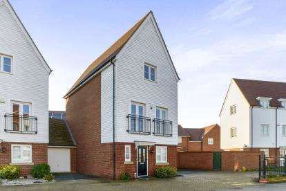 4 Bedrooms Detached House for sale in Little Causeway, Wixams, Bedford, Bedfordshire