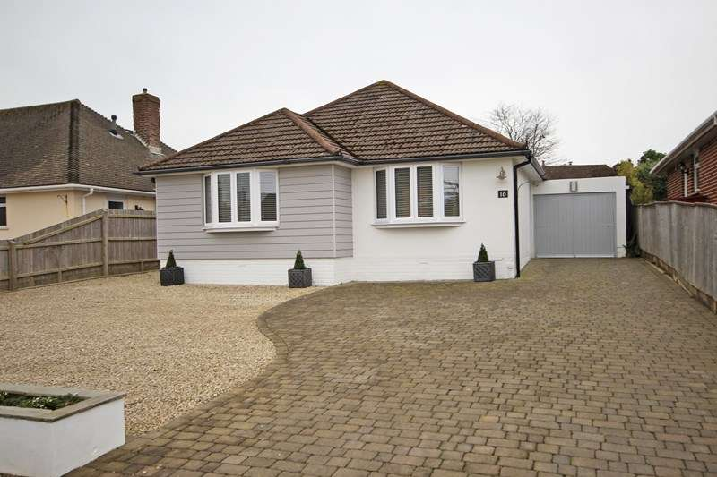 2 Bedrooms Detached Bungalow for sale in Barton Drive, Barton On Sea, New Milton