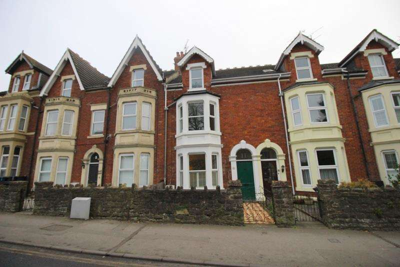 4 Bedrooms Property for sale in Croft Road, Old Town, Swindon