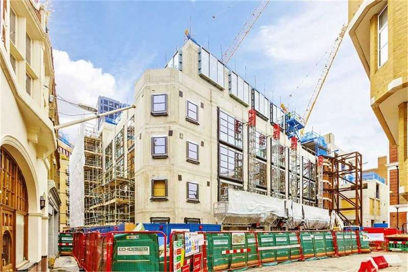 2 Bedrooms Property for sale in Abernethy House, Barts Square, The City, London