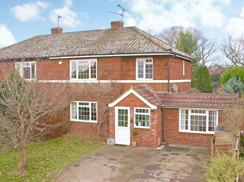 3 Bedrooms Semi Detached House for sale in West Horsley