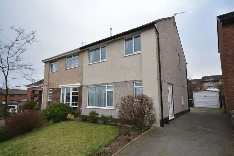 3 Bedrooms Semi Detached House for sale in Hawthorn Drive, Rishton