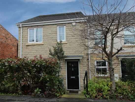 3 Bedrooms Terraced House for sale in Redberry Avenue, Heckmondwike, West Yorkshire, WF16 9FD