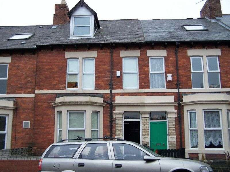 6 Bedrooms Terraced House for rent in Heaton Hall Road, Newcastle Upon Tyne
