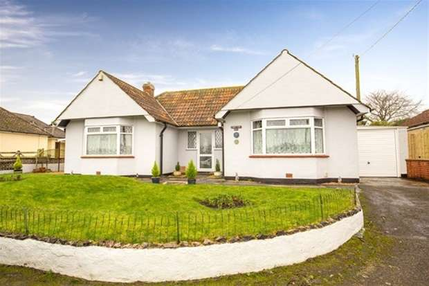3 Bedrooms Detached Bungalow for sale in High Street, Chapmanslade, Nr Westbury