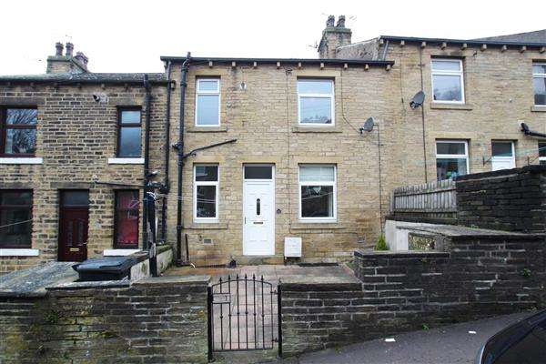 2 Bedrooms Terraced House for sale in Calder Avenue, Pye Nest, Halifax