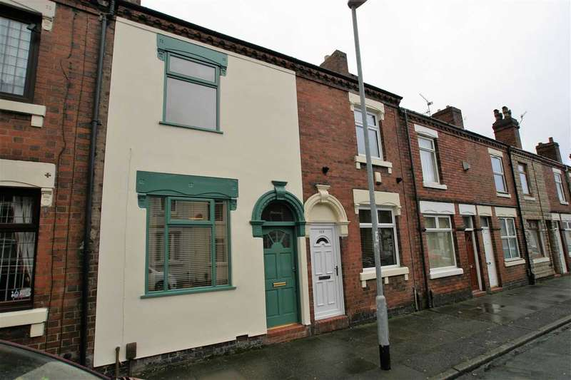 2 Bedrooms Terraced House for sale in Masterson Street, Fenton, Stoke on Trent