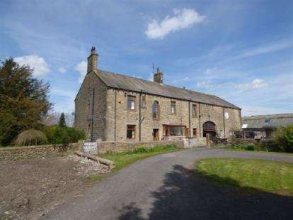 5 Bedrooms Barn Conversion Character Property for sale in Red Lion Street, Earby, Barnoldswick, Lancashire, BB18