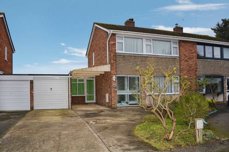 3 Bedrooms Semi Detached House for sale in Chiltern Close, Chalgrove