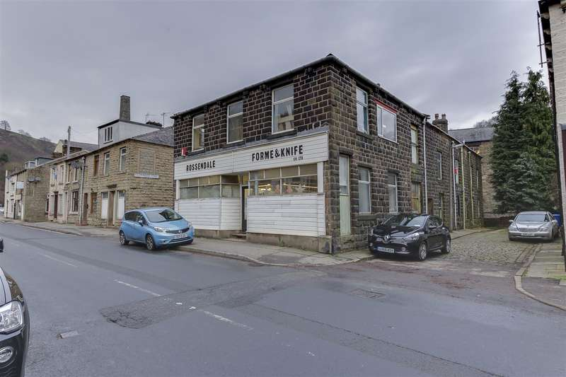 Commercial Property for sale in Burnley Road East, Waterfoot, Rossendale