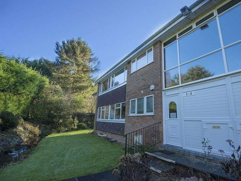 2 Bedrooms Flat for sale in Millpool Close, Hagley