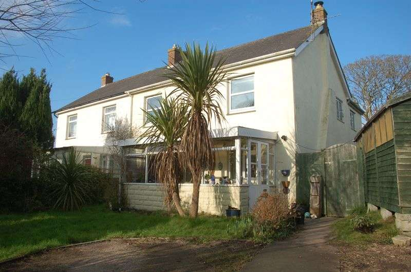 4 Bedrooms Semi Detached House for sale in Chapel Road, Hayle