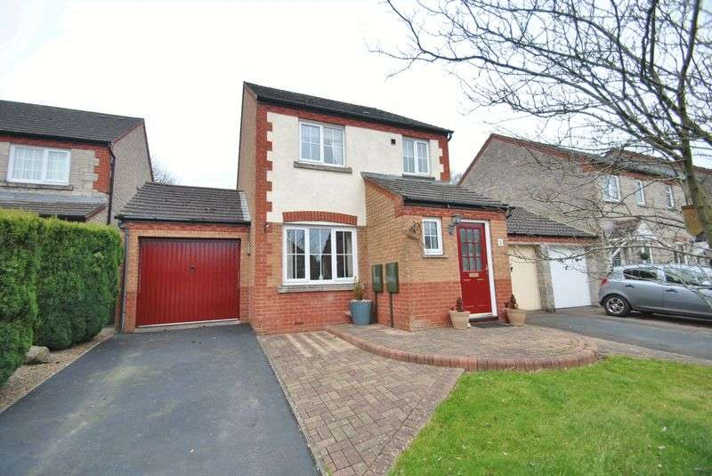 3 Bedrooms Detached House for sale in MILE END, COLEFORD, GLOUCSTERSHIRE