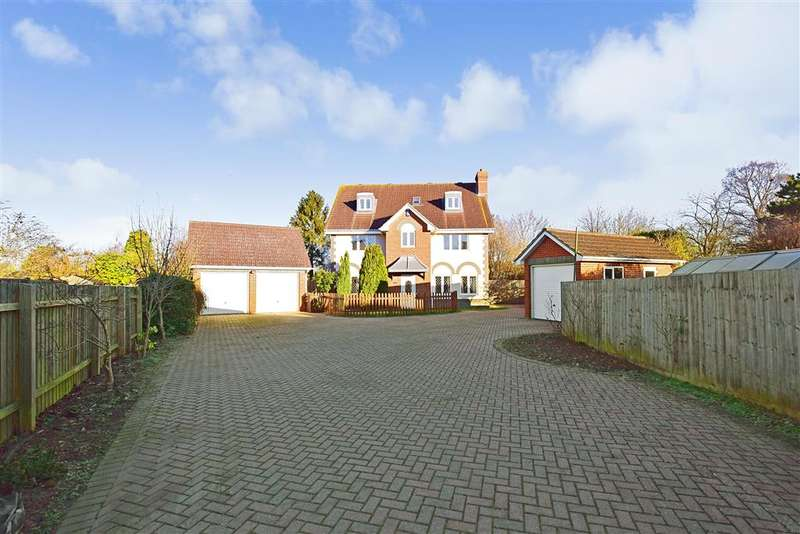 5 Bedrooms Detached House for sale in Plains Avenue, Maidstone, Kent