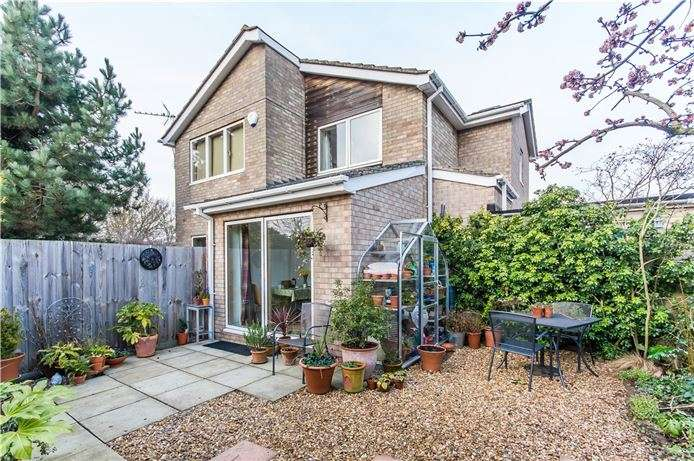 2 Bedrooms Semi Detached House for sale in Garden Walk, Histon, Cambridge