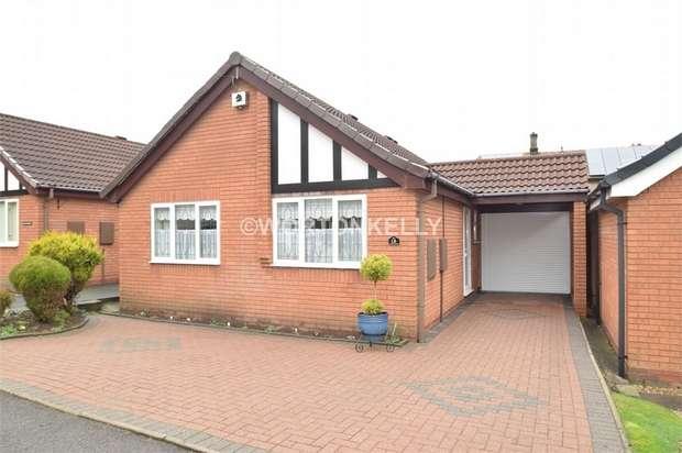 2 Bedrooms Detached Bungalow for sale in Birch Drive, HALESOWEN, West Midlands