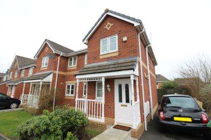 3 Bedrooms Semi Detached House for sale in Drake Avenue, Wythenshawe, Greater Manchester