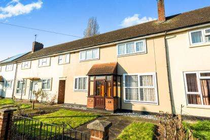 3 Bedrooms Terraced House for sale in Mawneys, Romford, Essex