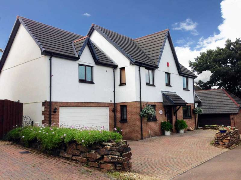 4 Bedrooms Detached House for sale in Liskeard, PL14 3BR