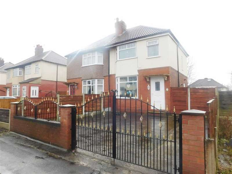 2 Bedrooms Property for sale in Sandileigh Avenue, Brinnington, Stockport