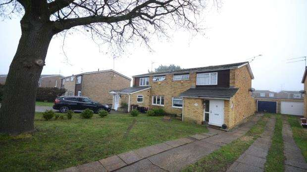 3 Bedrooms Semi Detached House for sale in Colemans Moor Road, Woodley, Reading