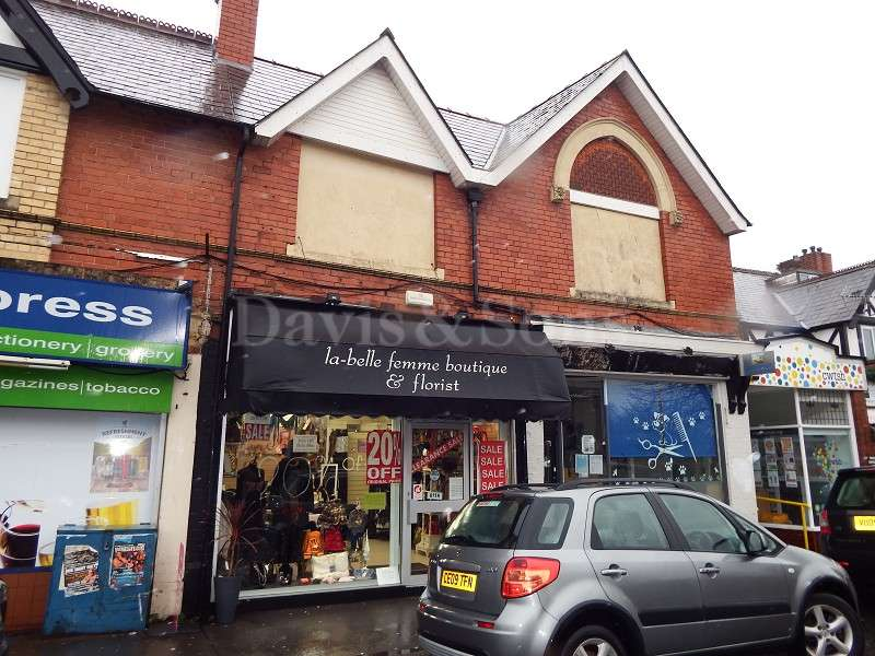 Shop Commercial for sale in Stow Hill, Newport, Gwent. NP20 4HA