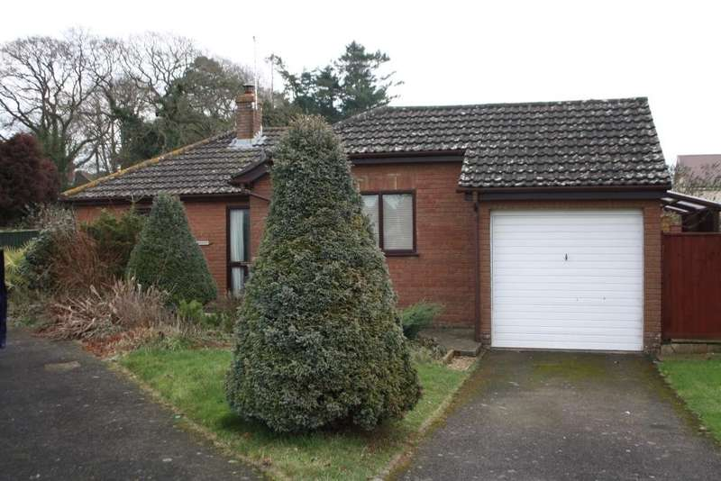 2 Bedrooms Detached Bungalow for sale in Feniton