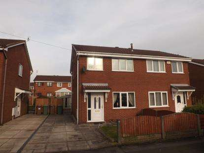 3 Bedrooms Semi Detached House for sale in Cheltenham Drive, Newton-Le-Willows, Merseyside