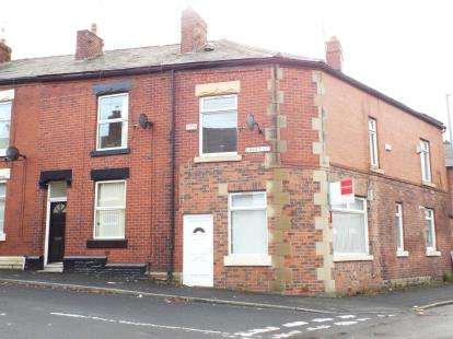 2 Bedrooms End Of Terrace House for sale in Croft Street, Stalybridge, Greater Manchester