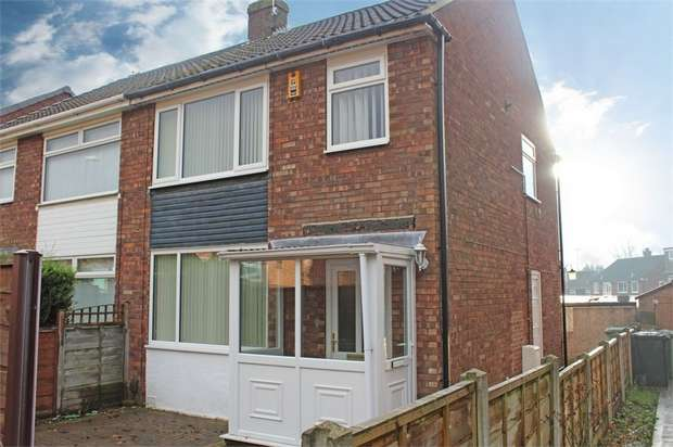 3 Bedrooms Semi Detached House for sale in Hansby Close, Leeds, West Yorkshire