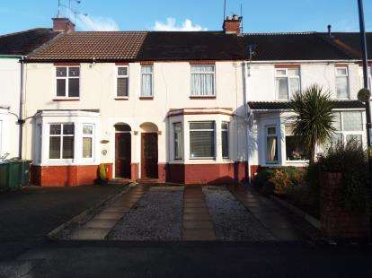 2 Bedrooms Terraced House for sale in Telfer Road, Radford, Coventry