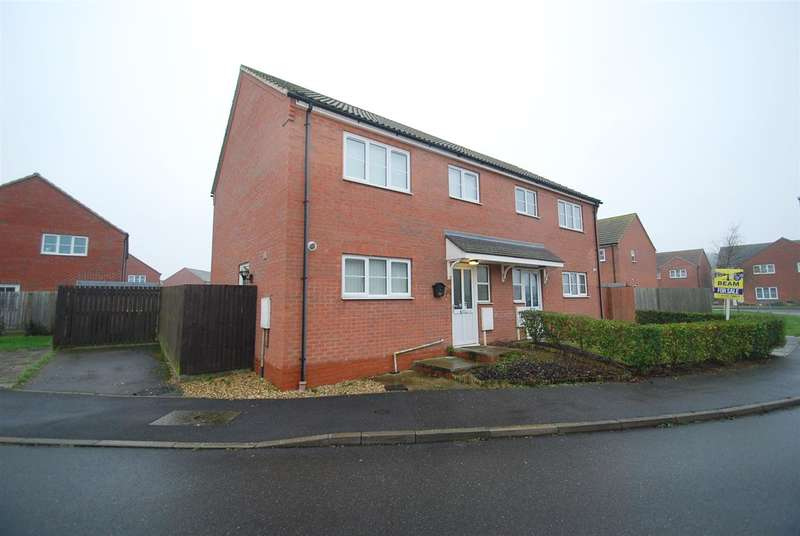 2 Bedrooms Semi Detached House for sale in Southwell Drive, Skegness