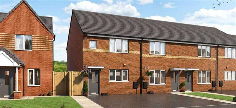 3 Bedrooms Property for sale in The Laskill, Limehurst Village, Rowan Tree Road, Oldham, OL8