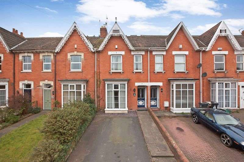 3 Bedrooms Terraced House for sale in Victoria Road, Bridgwater