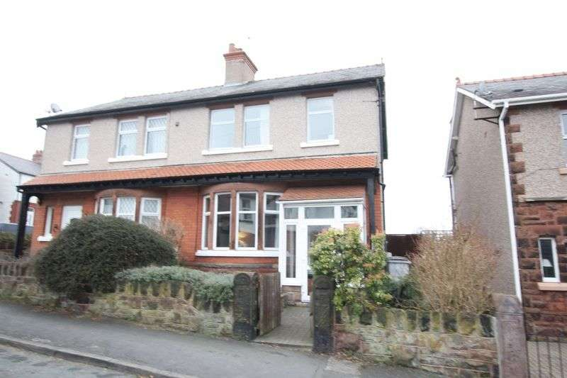 3 Bedrooms Semi Detached House for sale in Tower Road South, Heswall, Wirral