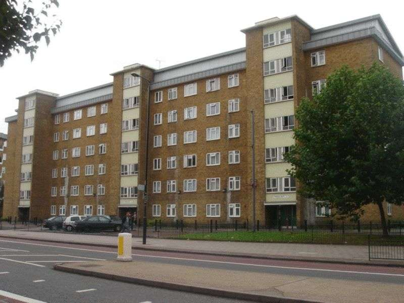 3 Bedrooms Flat for sale in Ernest Street, E1