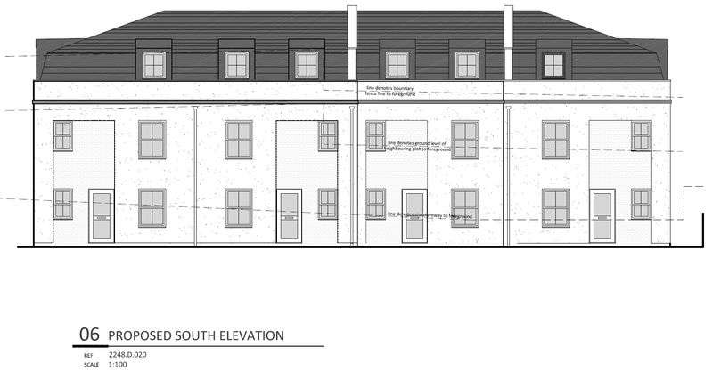 Land Commercial for sale in DEVELOPMENT OPPORTUNITY FOR 4 X 6 BED HOUSES in Penryn, Cornwall TR10