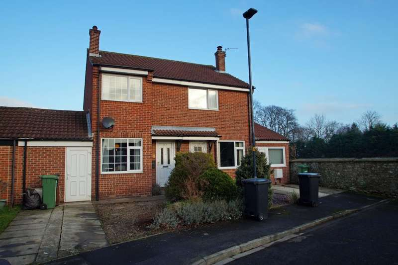 2 Bedrooms Semi Detached House for sale in 27 Garth Meadows, Catterick Village, Richmond, DL10 7RT