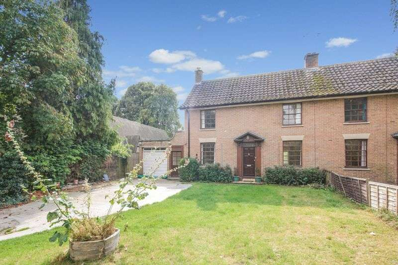 3 Bedrooms Semi Detached House for sale in Thorpe Street, Aston Upthorpe
