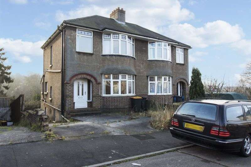 3 Bedrooms Semi Detached House for sale in Burton Road, Newport